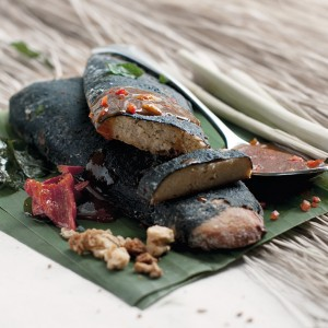 Banana Leaf Spicy Fish